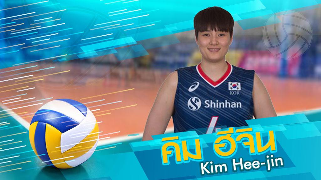 คิม-ฮีจิน