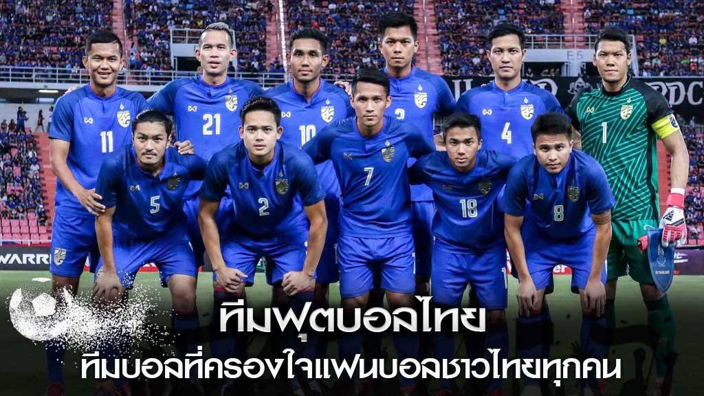ทีมฟุตบอลไทย