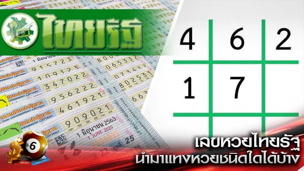 เลขหวยไทยรัฐ