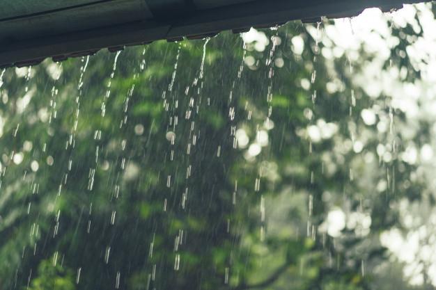 ฝันเห็นฝนตก