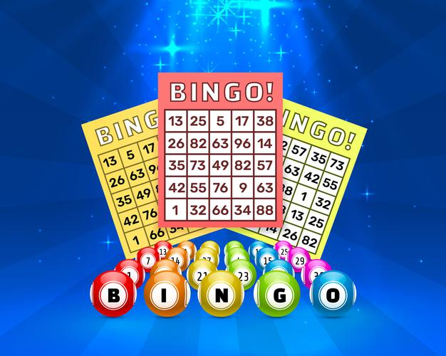 lottery bingo game balls with number cards 3482 180