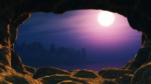 ฝันเห็นถ้ำ