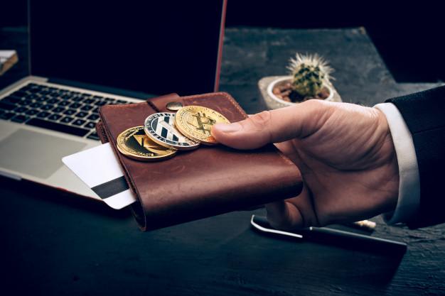golden bitcoin mail hands 155003 8473