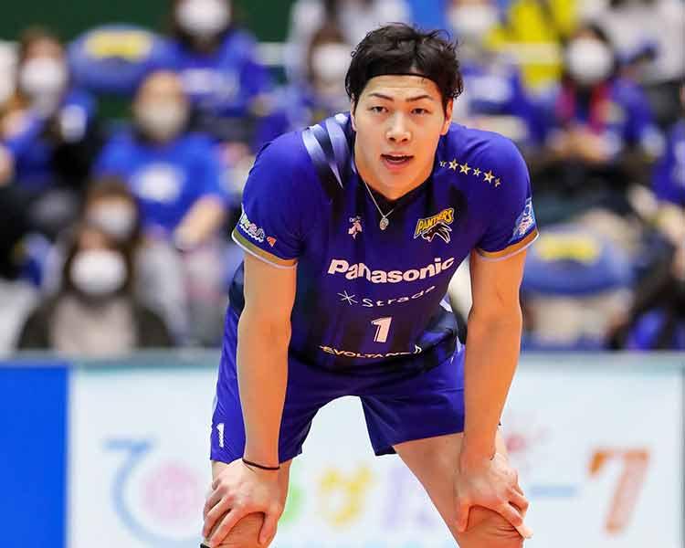 วอลเลย์บอลชายญี่ปุ่น