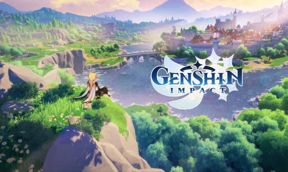 Genshin Impact ตัวละคร